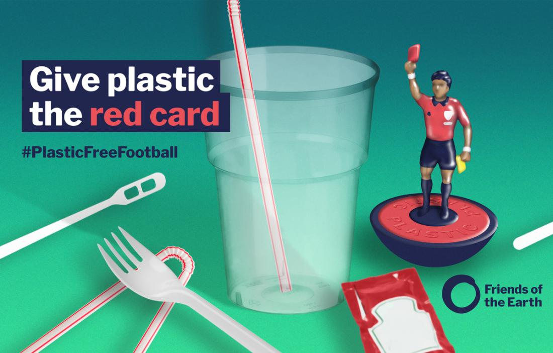 Get pointless plastic out of football