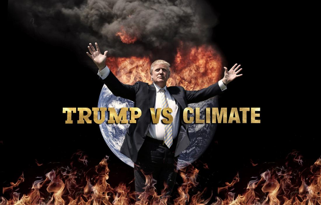 Trump vs the climate