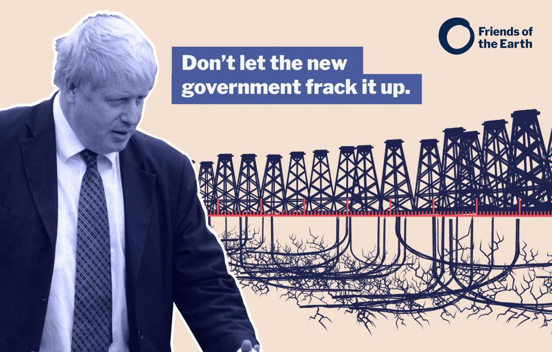 Don't let the government frack it up