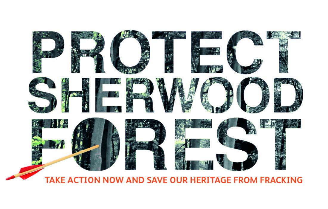 Save Sherwood from fracking